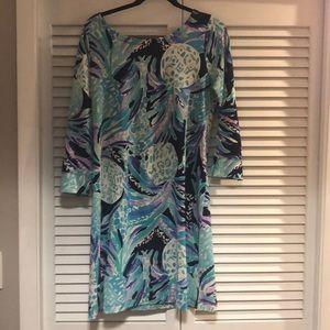 Hollie Dress in Alotta Colada